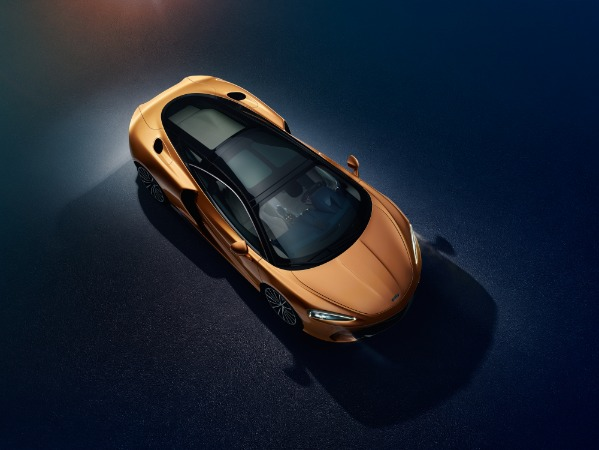 New 2020 McLaren GT Coupe for sale Call for price at Bugatti of Greenwich in Greenwich CT 06830 10