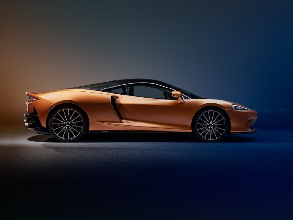 New 2020 McLaren GT Coupe for sale Call for price at Bugatti of Greenwich in Greenwich CT 06830 8