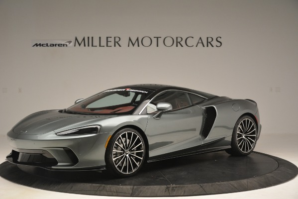 New 2020 McLaren GT Coupe for sale Call for price at Bugatti of Greenwich in Greenwich CT 06830 1