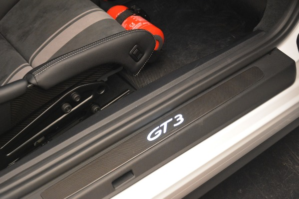 Used 2018 Porsche 911 GT3 for sale Sold at Bugatti of Greenwich in Greenwich CT 06830 14
