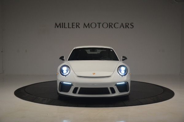Used 2018 Porsche 911 GT3 for sale Sold at Bugatti of Greenwich in Greenwich CT 06830 5