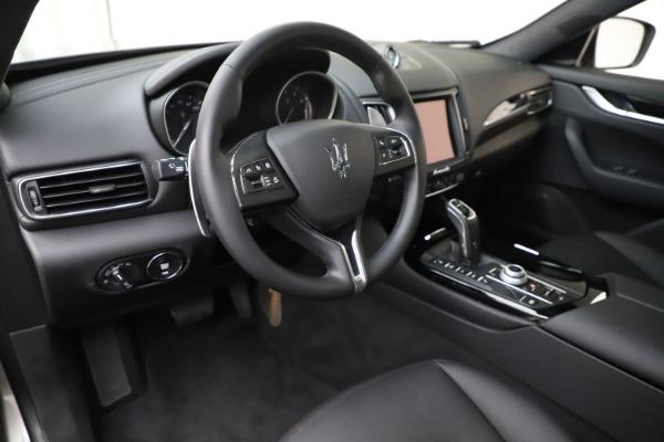 Used 2019 Maserati Levante Q4 for sale Sold at Bugatti of Greenwich in Greenwich CT 06830 13