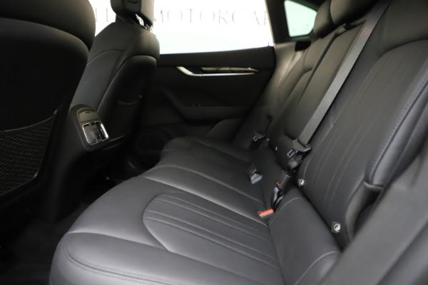 Used 2019 Maserati Levante Q4 for sale Sold at Bugatti of Greenwich in Greenwich CT 06830 19