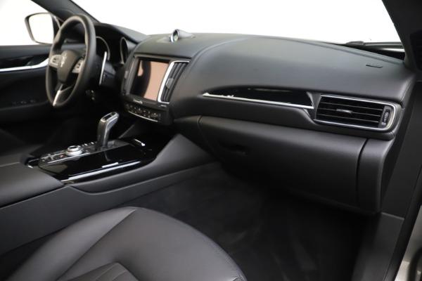 Used 2019 Maserati Levante Q4 for sale Sold at Bugatti of Greenwich in Greenwich CT 06830 22