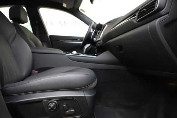 Used 2019 Maserati Levante Q4 for sale Sold at Bugatti of Greenwich in Greenwich CT 06830 23