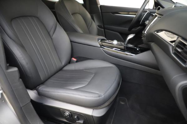 Used 2019 Maserati Levante Q4 for sale Sold at Bugatti of Greenwich in Greenwich CT 06830 24