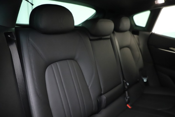 Used 2019 Maserati Levante Q4 for sale Sold at Bugatti of Greenwich in Greenwich CT 06830 26