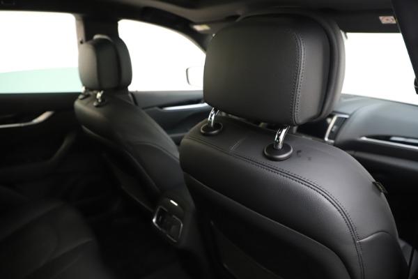Used 2019 Maserati Levante Q4 for sale Sold at Bugatti of Greenwich in Greenwich CT 06830 28