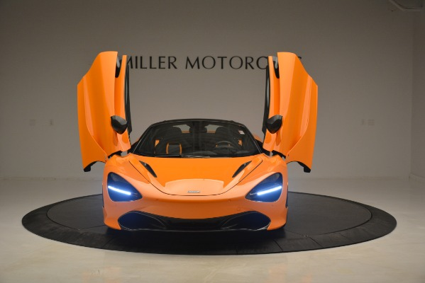 New 2020 McLaren 720S Spider for sale Sold at Bugatti of Greenwich in Greenwich CT 06830 11