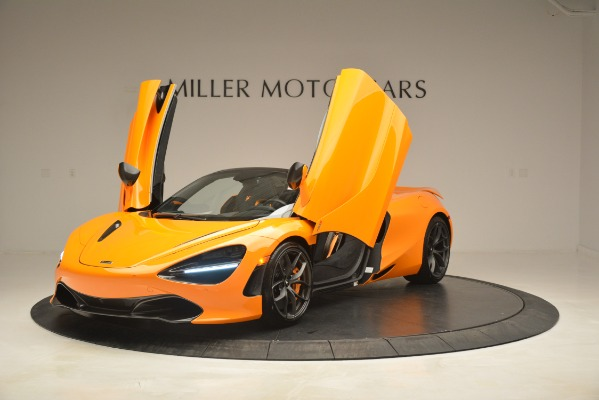 New 2020 McLaren 720S Spider for sale Sold at Bugatti of Greenwich in Greenwich CT 06830 12