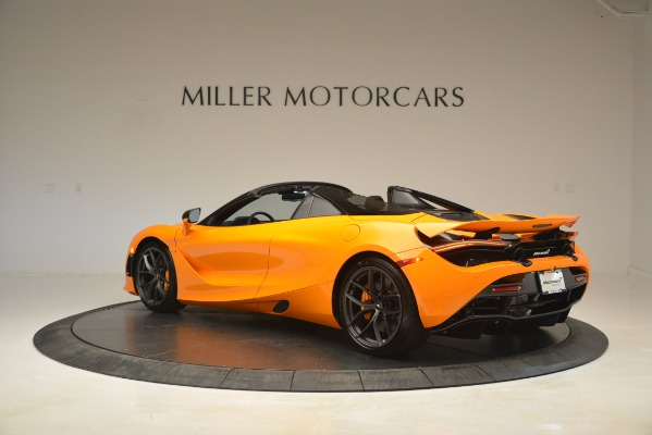 New 2020 McLaren 720S Spider for sale Sold at Bugatti of Greenwich in Greenwich CT 06830 14