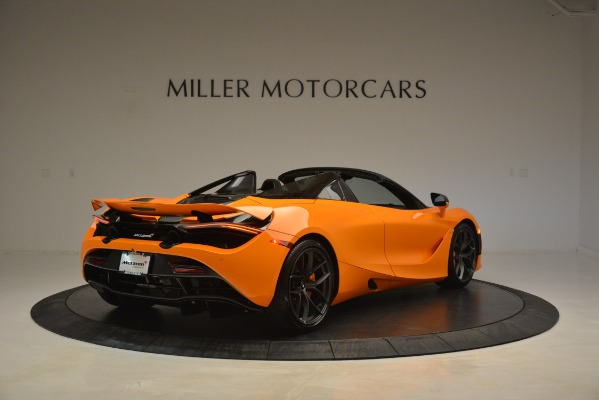 New 2020 McLaren 720S Spider for sale Sold at Bugatti of Greenwich in Greenwich CT 06830 17