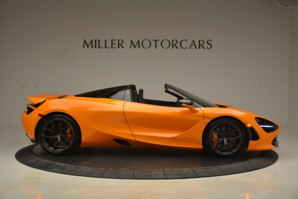 New 2020 McLaren 720S Spider for sale Sold at Bugatti of Greenwich in Greenwich CT 06830 18