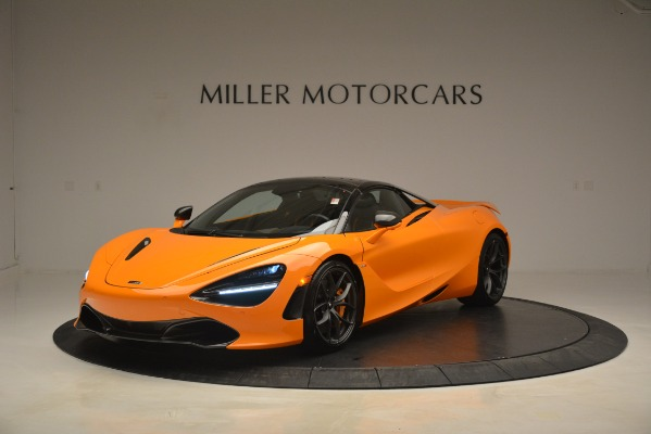 New 2020 McLaren 720S Spider for sale Sold at Bugatti of Greenwich in Greenwich CT 06830 2