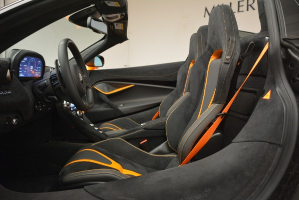 New 2020 McLaren 720S Spider for sale Sold at Bugatti of Greenwich in Greenwich CT 06830 24