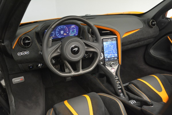 New 2020 McLaren 720S Spider for sale Sold at Bugatti of Greenwich in Greenwich CT 06830 26