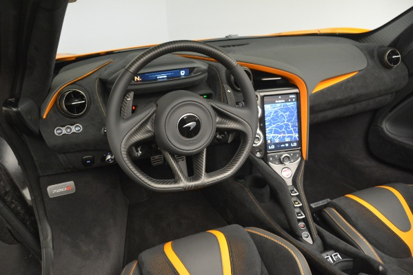 New 2020 McLaren 720S Spider for sale Sold at Bugatti of Greenwich in Greenwich CT 06830 27