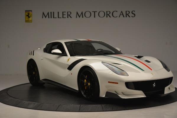 Used 2017 Ferrari F12tdf for sale Sold at Bugatti of Greenwich in Greenwich CT 06830 11