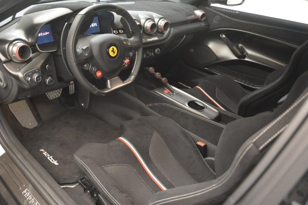 Used 2017 Ferrari F12tdf for sale Sold at Bugatti of Greenwich in Greenwich CT 06830 13