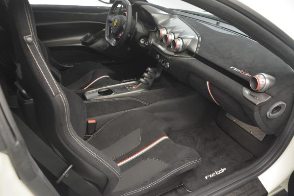 Used 2017 Ferrari F12tdf for sale Sold at Bugatti of Greenwich in Greenwich CT 06830 17