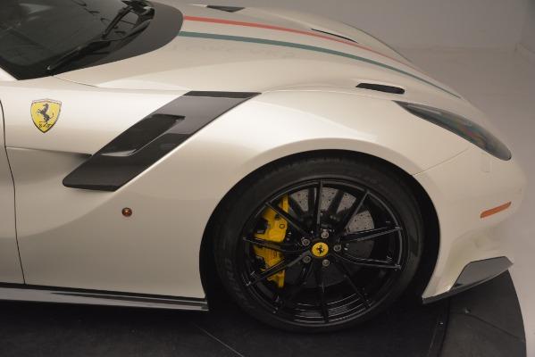 Used 2017 Ferrari F12tdf for sale Sold at Bugatti of Greenwich in Greenwich CT 06830 23