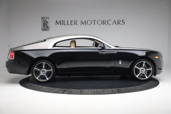 Used 2015 Rolls-Royce Wraith for sale Sold at Bugatti of Greenwich in Greenwich CT 06830 11