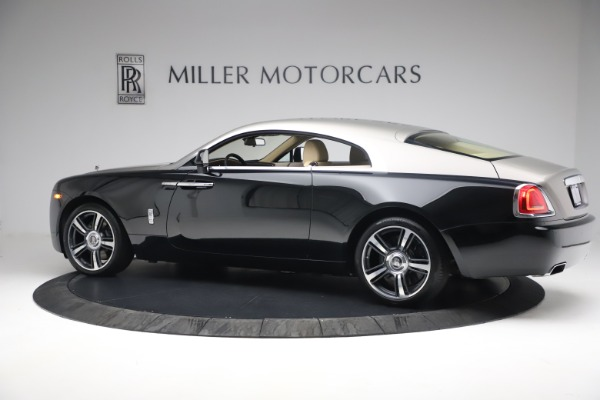 Used 2015 Rolls-Royce Wraith for sale Sold at Bugatti of Greenwich in Greenwich CT 06830 6