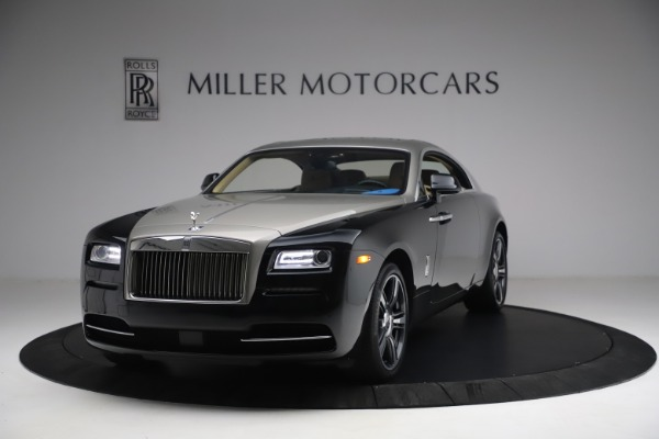 Used 2015 Rolls-Royce Wraith for sale Sold at Bugatti of Greenwich in Greenwich CT 06830 1