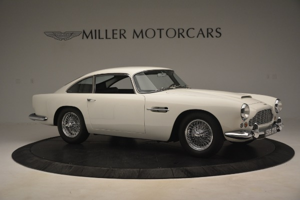 Used 1961 Aston Martin DB4 Series IV Coupe for sale $625,900 at Bugatti of Greenwich in Greenwich CT 06830 10