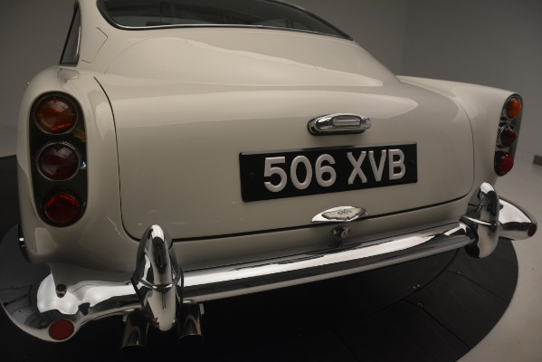 Used 1961 Aston Martin DB4 Series IV Coupe for sale $625,900 at Bugatti of Greenwich in Greenwich CT 06830 15