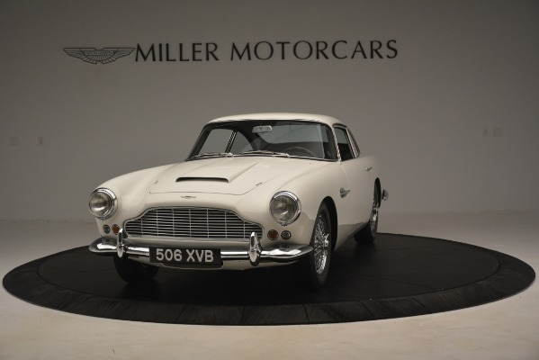 Used 1961 Aston Martin DB4 Series IV Coupe for sale $625,900 at Bugatti of Greenwich in Greenwich CT 06830 2