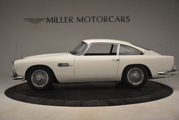 Used 1961 Aston Martin DB4 Series IV Coupe for sale $625,900 at Bugatti of Greenwich in Greenwich CT 06830 3