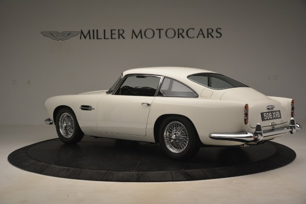 Used 1961 Aston Martin DB4 Series IV Coupe for sale $625,900 at Bugatti of Greenwich in Greenwich CT 06830 4