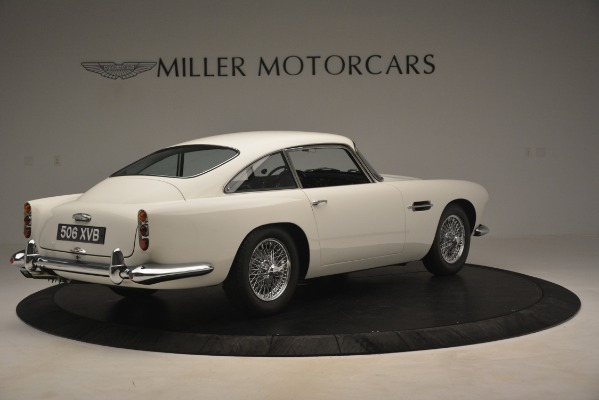 Used 1961 Aston Martin DB4 Series IV Coupe for sale $625,900 at Bugatti of Greenwich in Greenwich CT 06830 8