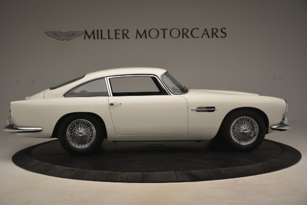 Used 1961 Aston Martin DB4 Series IV Coupe for sale $625,900 at Bugatti of Greenwich in Greenwich CT 06830 9