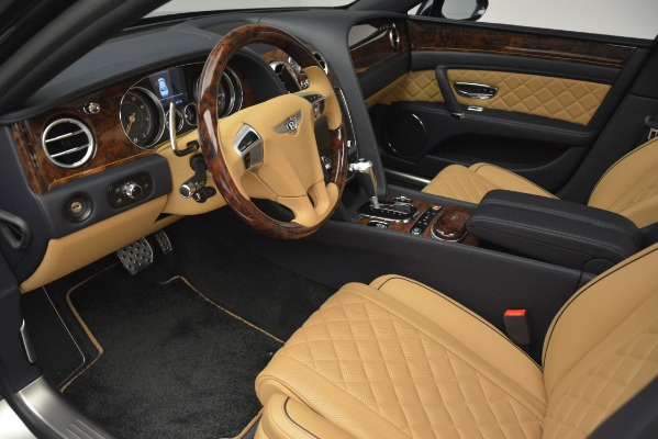 Used 2017 Bentley Flying Spur V8 S for sale Sold at Bugatti of Greenwich in Greenwich CT 06830 17