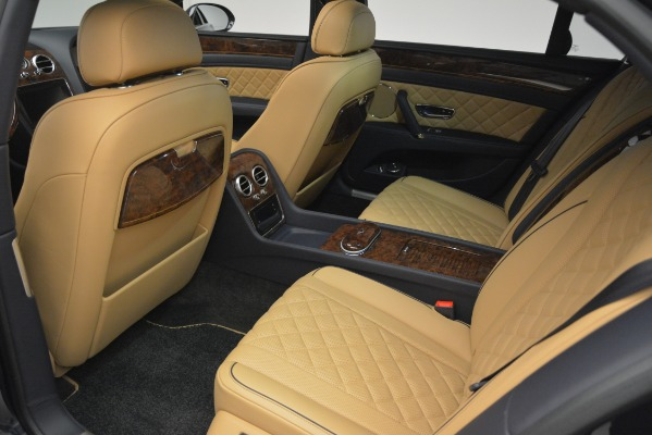 Used 2017 Bentley Flying Spur V8 S for sale Sold at Bugatti of Greenwich in Greenwich CT 06830 21