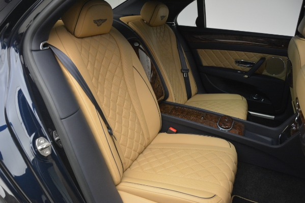 Used 2017 Bentley Flying Spur V8 S for sale Sold at Bugatti of Greenwich in Greenwich CT 06830 24