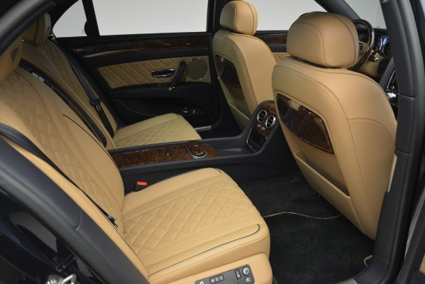 Used 2017 Bentley Flying Spur V8 S for sale Sold at Bugatti of Greenwich in Greenwich CT 06830 25