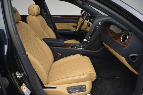 Used 2017 Bentley Flying Spur V8 S for sale Sold at Bugatti of Greenwich in Greenwich CT 06830 28