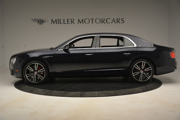 Used 2017 Bentley Flying Spur V8 S for sale Sold at Bugatti of Greenwich in Greenwich CT 06830 3