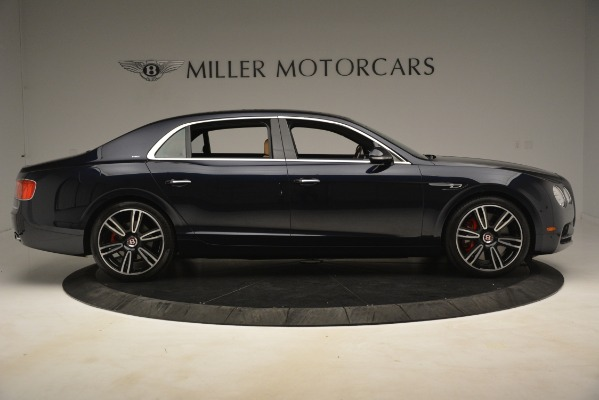 Used 2017 Bentley Flying Spur V8 S for sale Sold at Bugatti of Greenwich in Greenwich CT 06830 9