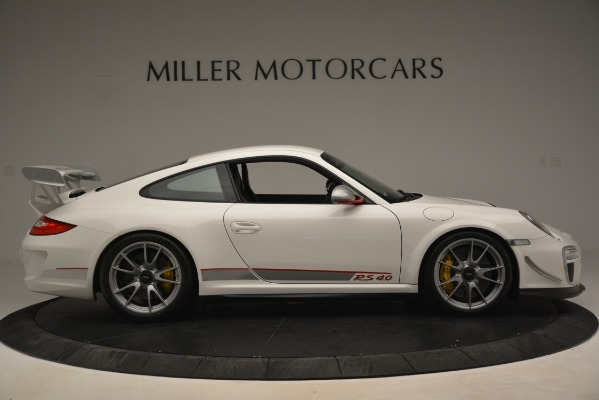 Used 2011 Porsche 911 GT3 RS 4.0 for sale Sold at Bugatti of Greenwich in Greenwich CT 06830 10