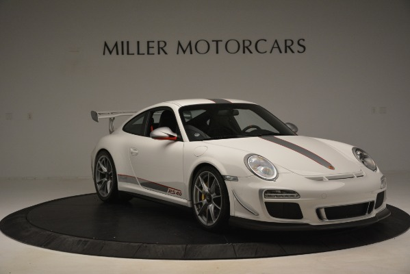Used 2011 Porsche 911 GT3 RS 4.0 for sale Sold at Bugatti of Greenwich in Greenwich CT 06830 12