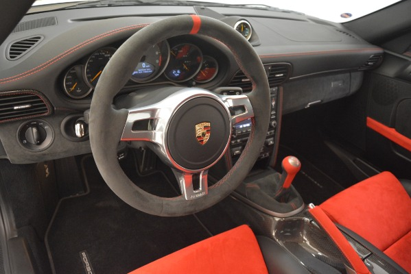 Used 2011 Porsche 911 GT3 RS 4.0 for sale Sold at Bugatti of Greenwich in Greenwich CT 06830 17