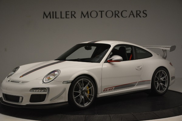 Used 2011 Porsche 911 GT3 RS 4.0 for sale Sold at Bugatti of Greenwich in Greenwich CT 06830 2