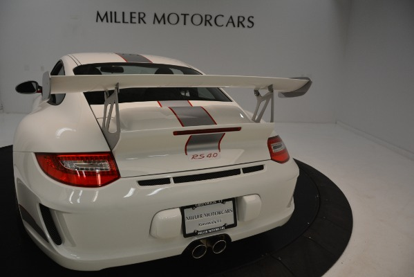 Used 2011 Porsche 911 GT3 RS 4.0 for sale Sold at Bugatti of Greenwich in Greenwich CT 06830 26