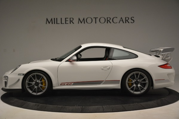 Used 2011 Porsche 911 GT3 RS 4.0 for sale Sold at Bugatti of Greenwich in Greenwich CT 06830 3