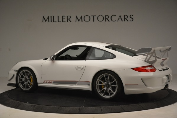 Used 2011 Porsche 911 GT3 RS 4.0 for sale Sold at Bugatti of Greenwich in Greenwich CT 06830 4