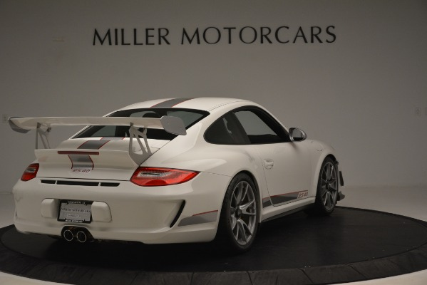 Used 2011 Porsche 911 GT3 RS 4.0 for sale Sold at Bugatti of Greenwich in Greenwich CT 06830 8
